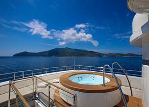whirlpool luxusyacht charter aslec 4 westliches mitelmeer
