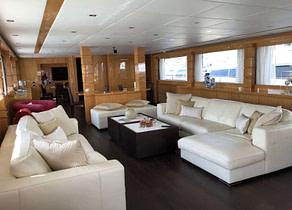 lounge luxusyacht villa sul mare 44m