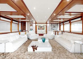 lounge luxusyacht crm 130 bunker balearic islands