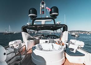 whirlpool Luxury Yacht lady amanda south france