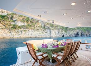afterdeck luxusyacht bilgin 34m madness
