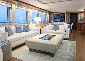 lounge luxusyacht mulder 286m firefly westliches mitelmeer