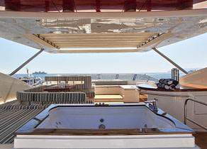 whirlpool luxusyacht aicon yachts 27m