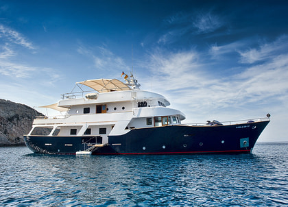 luxusyacht navetta 31 balearic islands