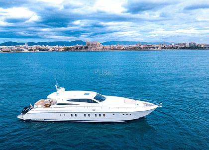 luxusyacht dalla pieta 86 double d balearics