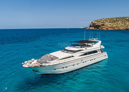 luxusyacht astondoa 90 glx b3 balearic islands