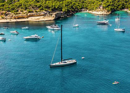 sailing yacht luxury charter miayabi balearics
