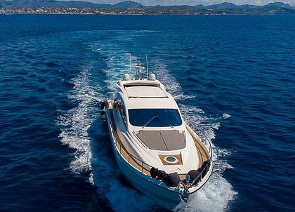 luxusyacht aicon 72 sl manzanos ii balearic islands
