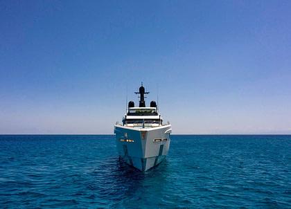 luxusyacht rossinavi 50m